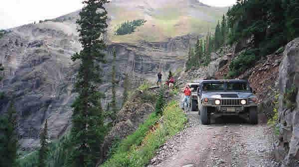 Black Bear Road Telluride Co