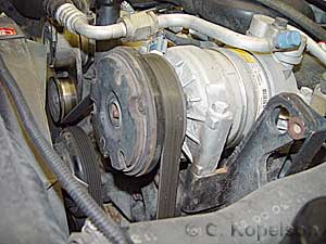 GM A/C Compressor Clutch & Pulley Bearing Saga